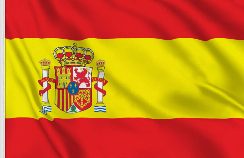 spanish flag